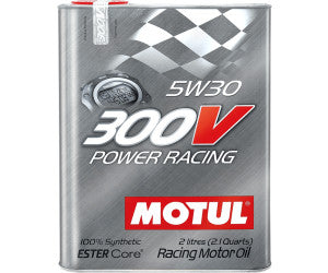 Motul - 300V Power Racing 5W30