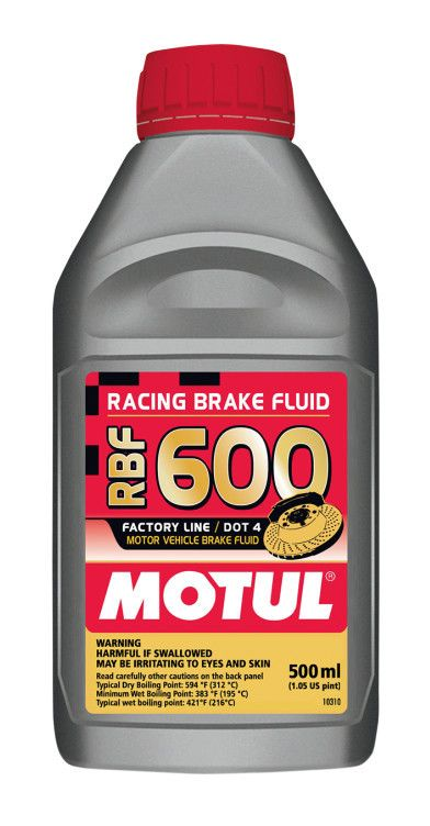 Motul - RBF 600 BRAKE FLUID