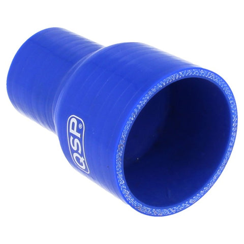 QSP Silicone reducer straight 41 - 35 mm