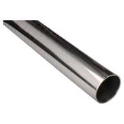 Aluminium Tube Straight - 0.5M