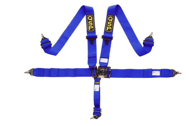 5-point Nascar style Harness