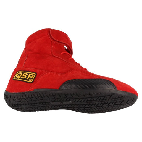 Club Karting/Driving Boots (Red)