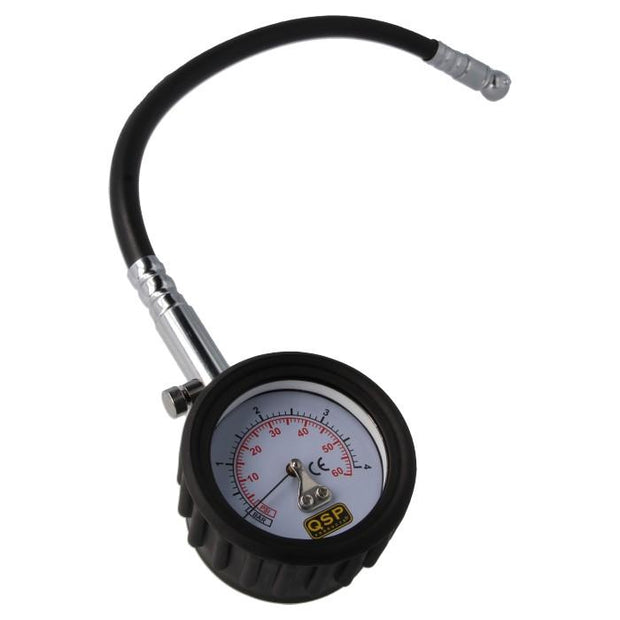 QSP Tyre pressure gauge with extension