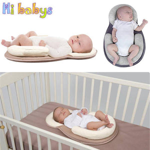 Portable Baby Crib Nursery Travel Folding Baby Bed