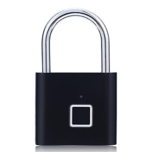 Keyless USB Rechargeable Smart Padlock