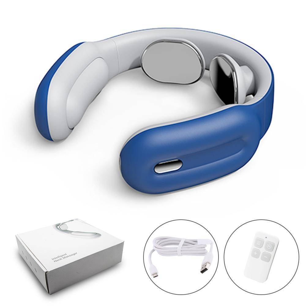 Smart Electric Low Frequency Magnetic Neck Massager