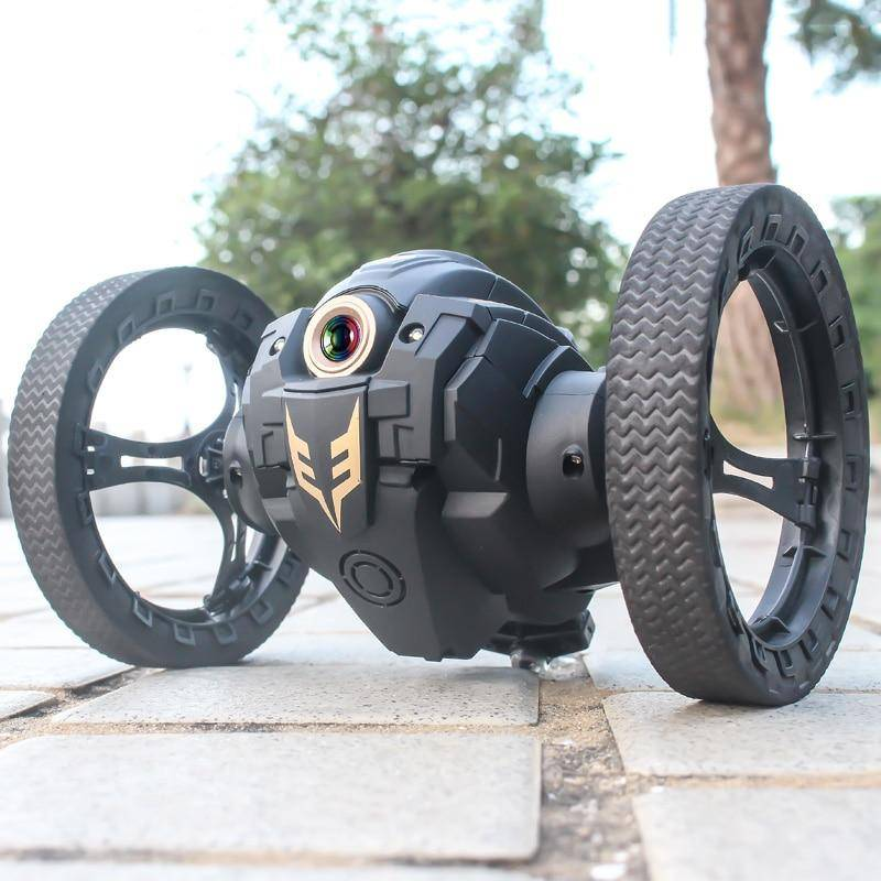 RC WiFi Bounce Car