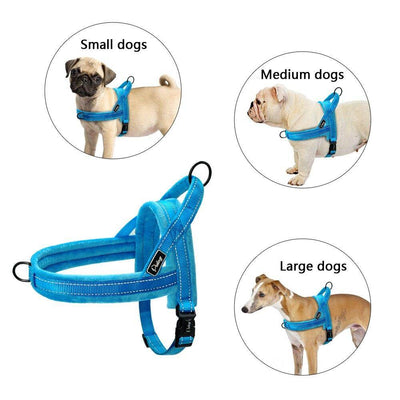 Nylon Reflective Pet Dog Harness