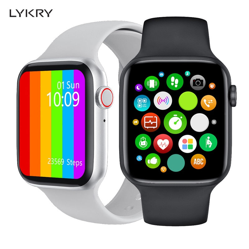 LYKRY IWO W26 Bluetooth Smart Watch