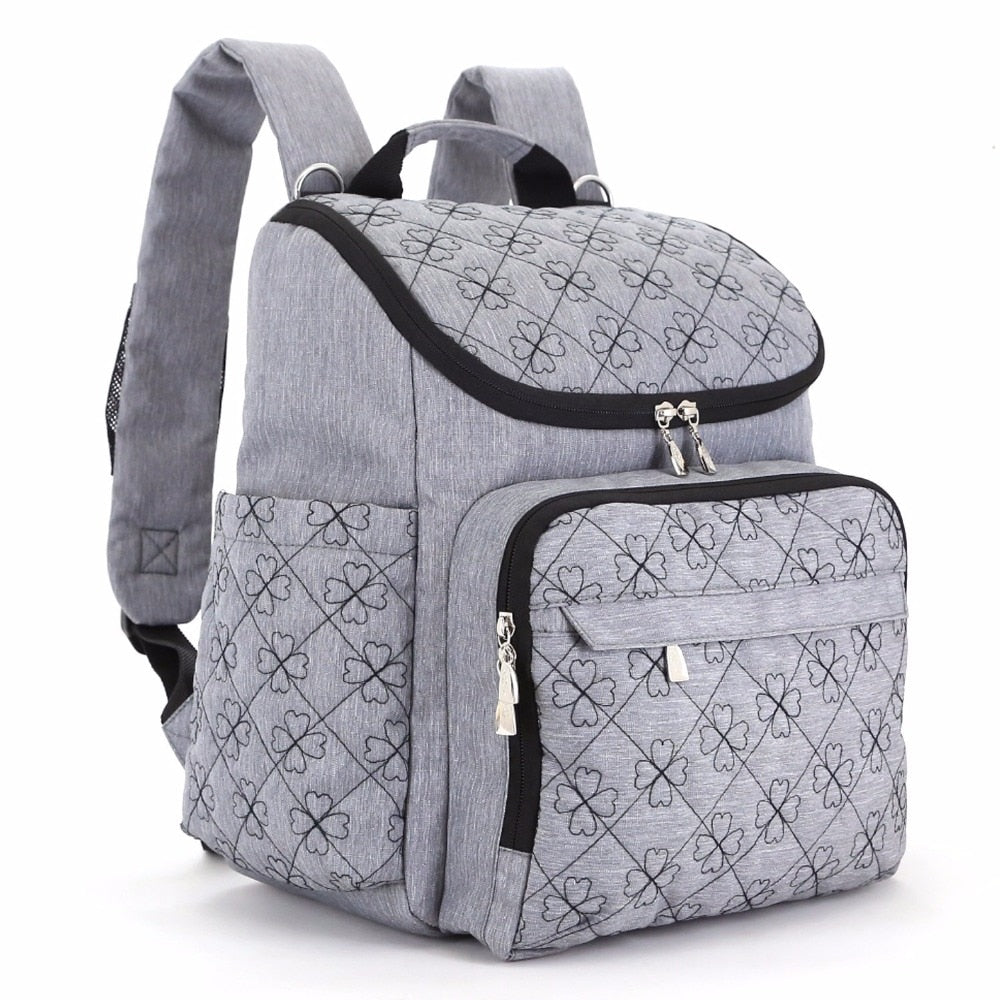 Fashionable Multi Functional Diaper Bag