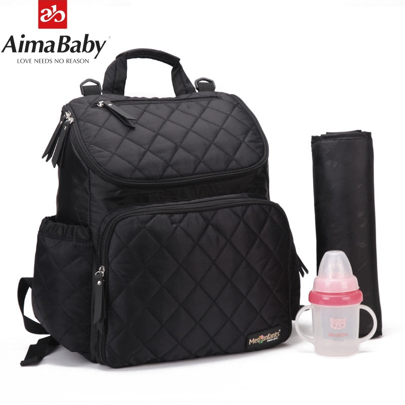 AIMABABY Diaper Bag Fashion Mummy Maternity Nappy Bag