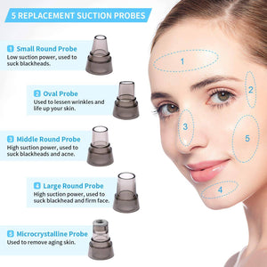 Blackhead Remover Face Nose Pore Beauty Tool