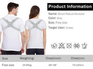 Smart Posture Corrector Intelligent Back Brace