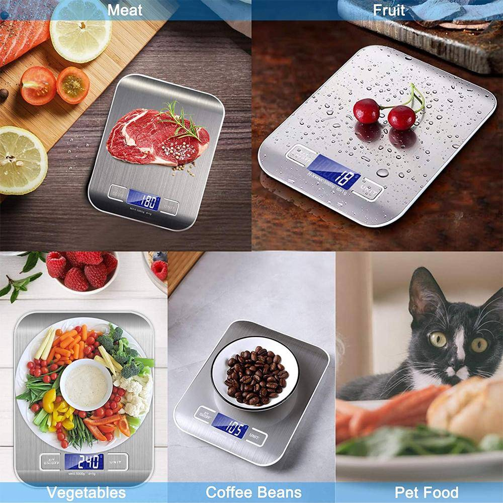 Professional Kitchen Cooking Digital Food Scale