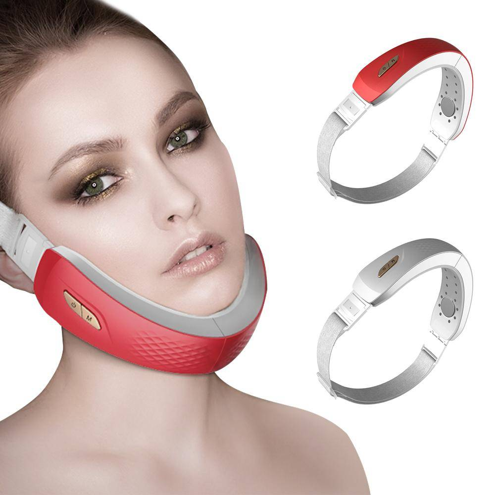 LED Light Therapy V Face Massager