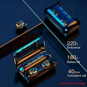 5.1 Bluetooth Wireless Touch Control Earbuds