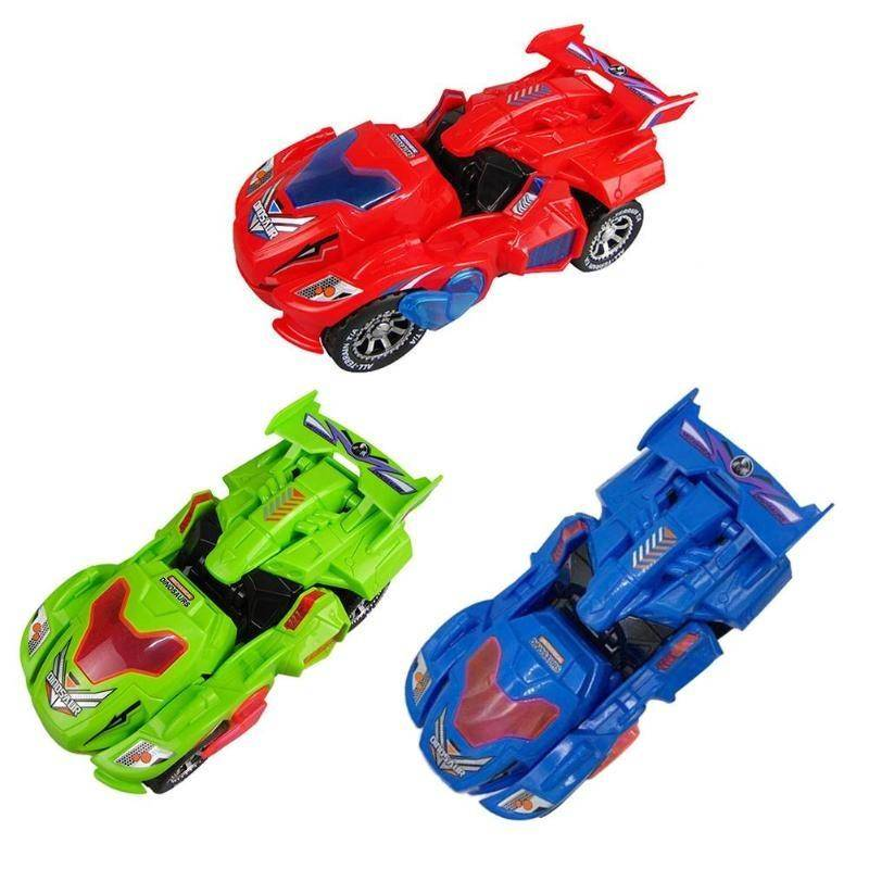 Transforming Electric Dinosaur Toy Car