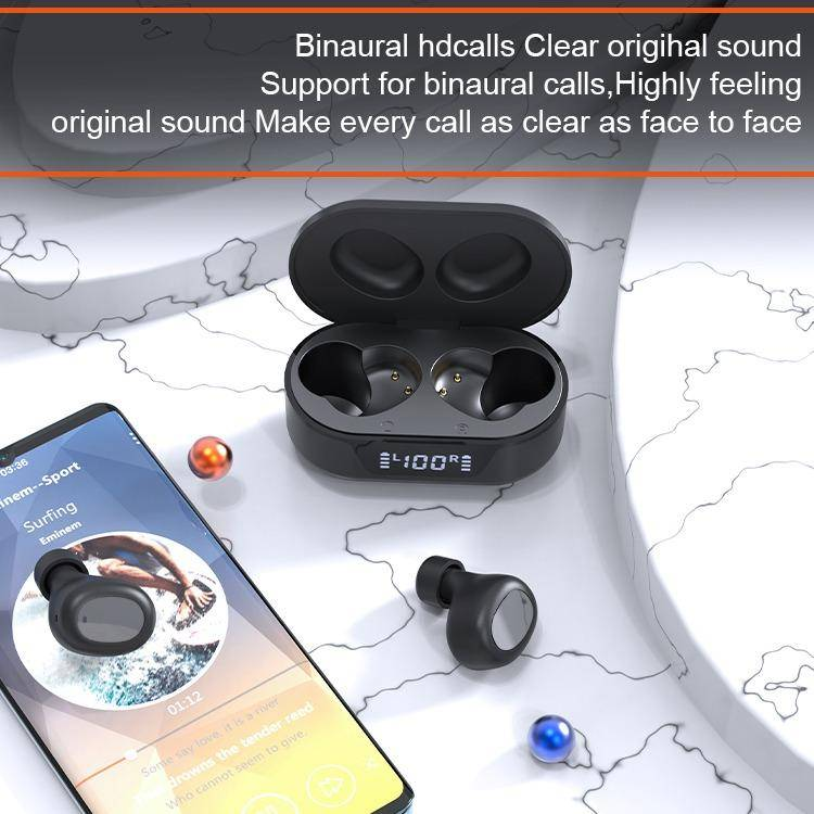 TW16 Bluetooth 5.0 Wireless Earbuds