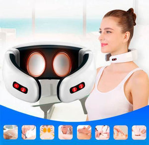 Electric Pulse Pain Relief Relaxation Neck Massager