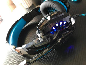 G2000 Kotion Each Over-ear Gaming 3.5MM Headset with Mic