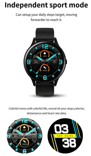 K21 Blood Pressure Smart Watch