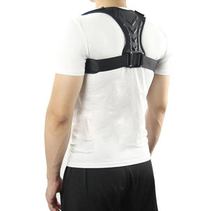 Spine Corset Support Posture Corrector - Adjustable Back Brace