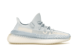 ADIDAS YEEZY BOOST 350 V2 CLOUD WHITE NON REFLECTIVE [FW3043]