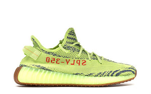 ADIDAS YEEZY BOOST 350 V2 FROZEN YELLOW [B37572]