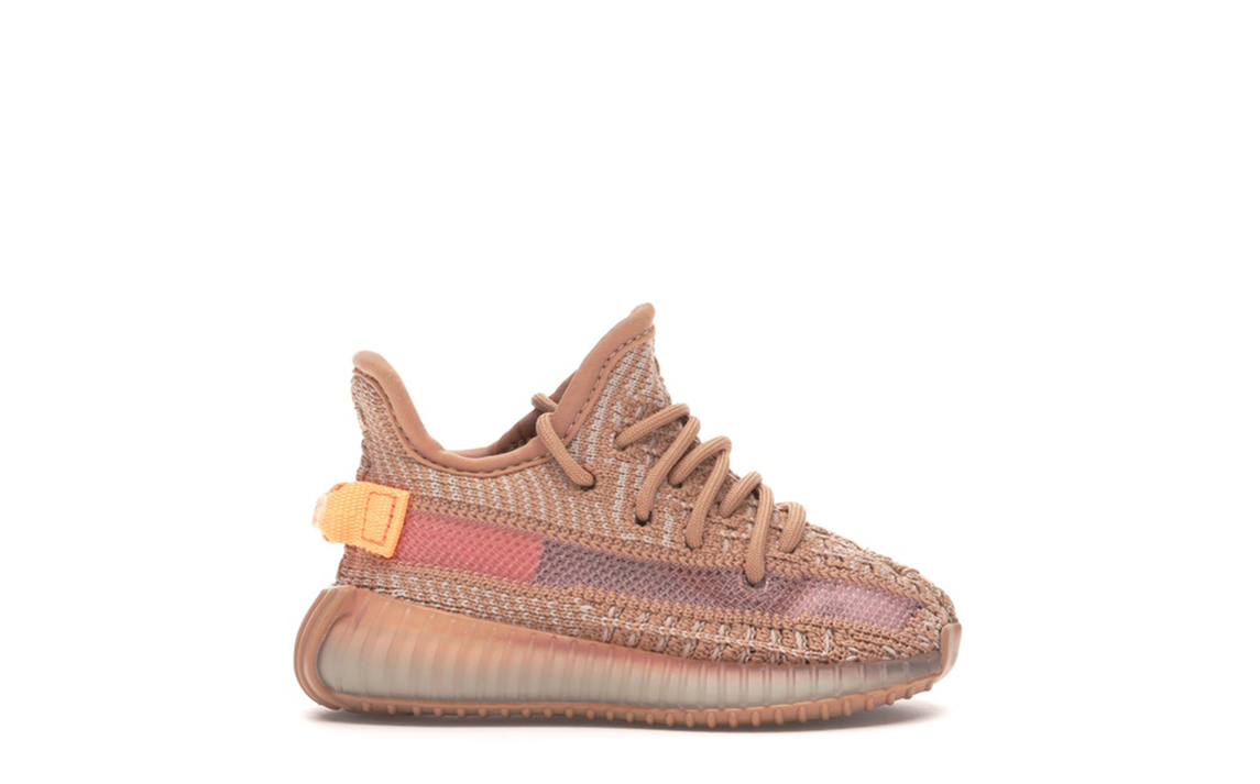 ADIDAS YEEZY BOOST 350 V2 KIDS CLAY [EG6881]