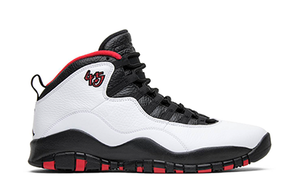AIR JORDAN 10 RETRO DOUBLE NICKLE [310805 102]