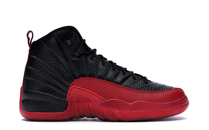 AIR JORDAN 12 RETRO BG FLU GAME [153265 002]