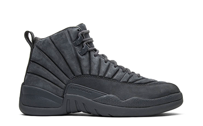 AIR JORDAN 12 RETRO PSNY GREY [130690 003]