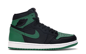 AIR JORDAN 1 RETRO HIGH OG GREEN BLACK [555088 030]