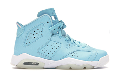 AIR JORDAN 6 RETRO GG STILL BLUE [543390 407]