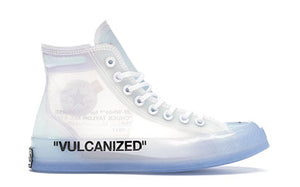 OFF WHITE X CONVERSE CHUCK TAYLOR [162204C]