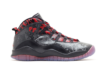 AIR JORDAN 10 RETRO DB (GS) DOERNBECHER [641746 060]
