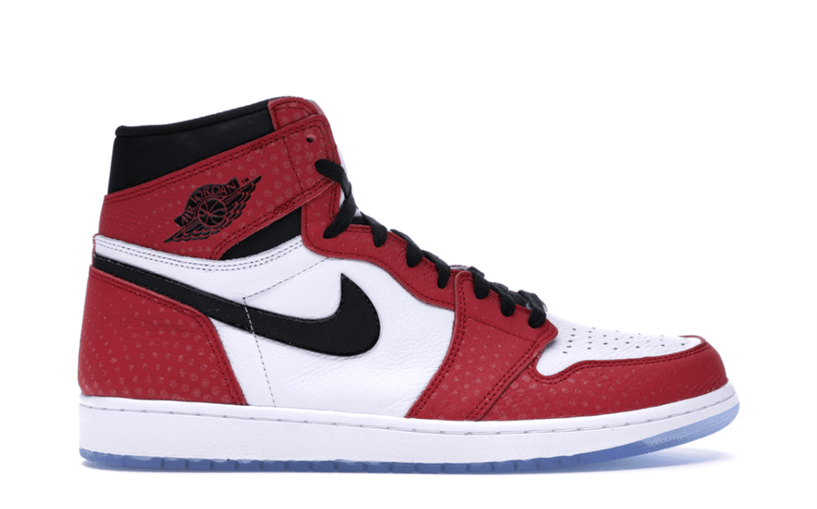 AIR JORDAN 1 RETRO HIGH OG SPIDERVERSE [555088 602]