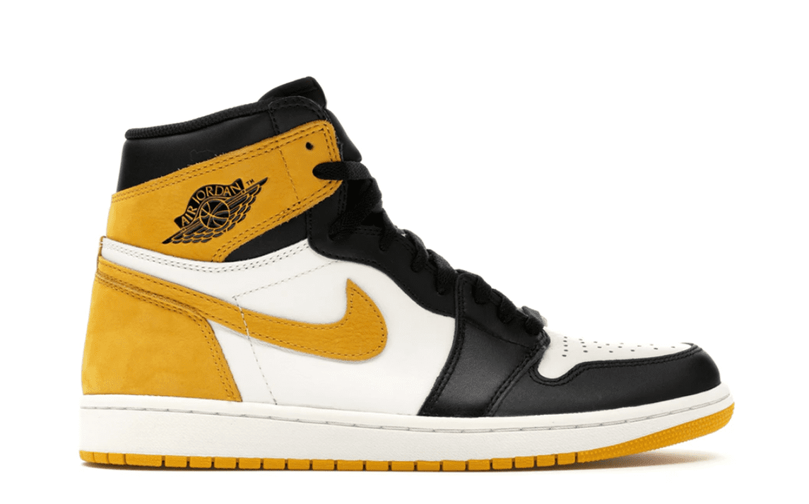 AIR JORDAN 1 RETRO HIGH OG - YELLOW OCHRE [555088 109]