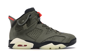 AIR JORDAN 6 RETRO SP TRAVIS SCOTT [CN1084 200]
