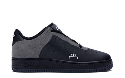 NIKE AIR FORCE 1 07 / ACW BLACK [BQ6924 001]