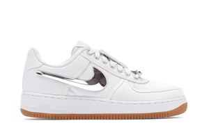 NIKE AIR FORCE 1 LOW TRAVIS SCOTT [AQ4211 100]