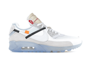 OFF WHITE THE 10: NIKE AIR MAX 90 [AA7293-100]