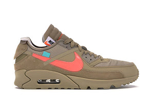 OFF WHITE THE 10: NIKE AIR MAX 90 DESERT ORE [AA7293-200]