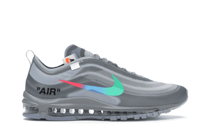 OFF WHITE THE 10: NIKE AIR MAX 97 OG MENTA [AJ4585 101]