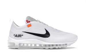 OFF WHITE THE 10: NIKE AIR MAX 97 OG [AJ4585 100]