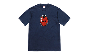 SUPREME LADY BUG TEE [SS18T32-BLUE]