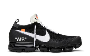 OFF WHITE THE TEN: NIKE x OFF-WHITE AIR VAPORMAX FK [AA3831 001]