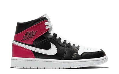 WMNS AIR JORDAN 1 MID NOBLE RED [BQ6472 016]
