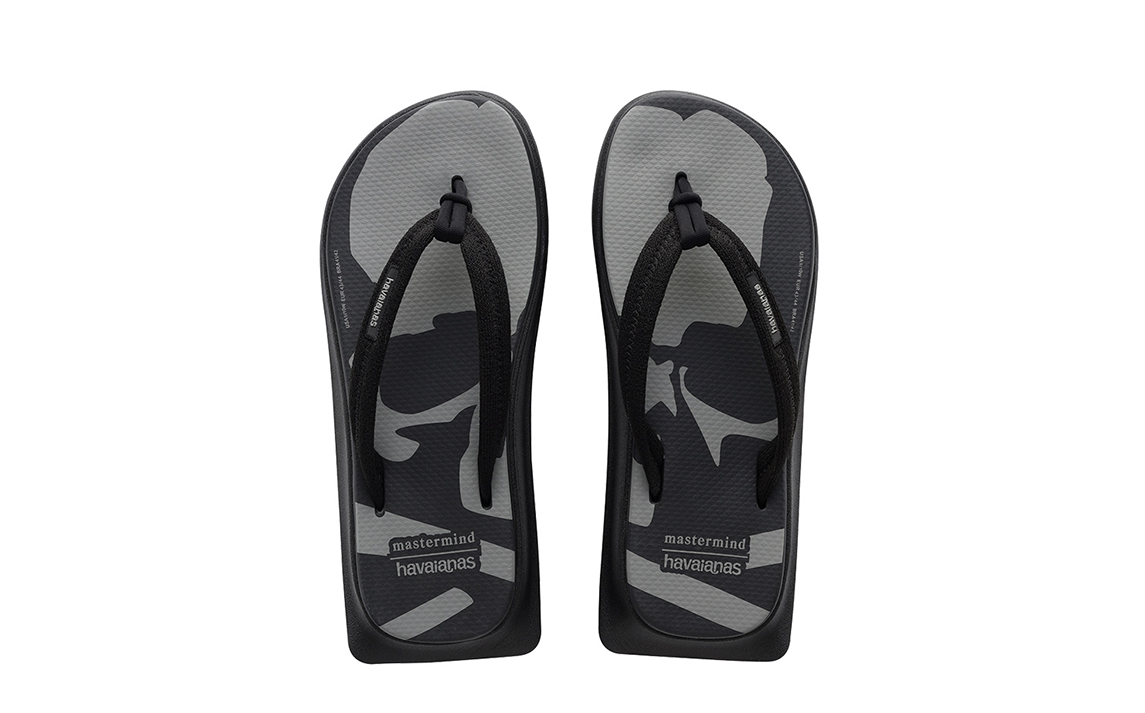 MASTERMIND JAPAN X HAVAIANAS ZORI (NIGHT)