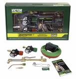 Victor 0384-2110 Journeyman II Welding & Cutting Outfit